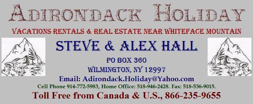 Return to Adirondack Holiday