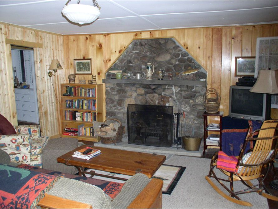 Deep Woods Cabin For Sale