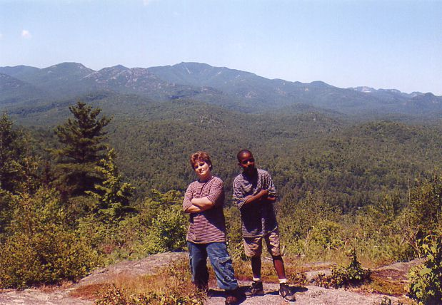 Alex and Josh on Macomis