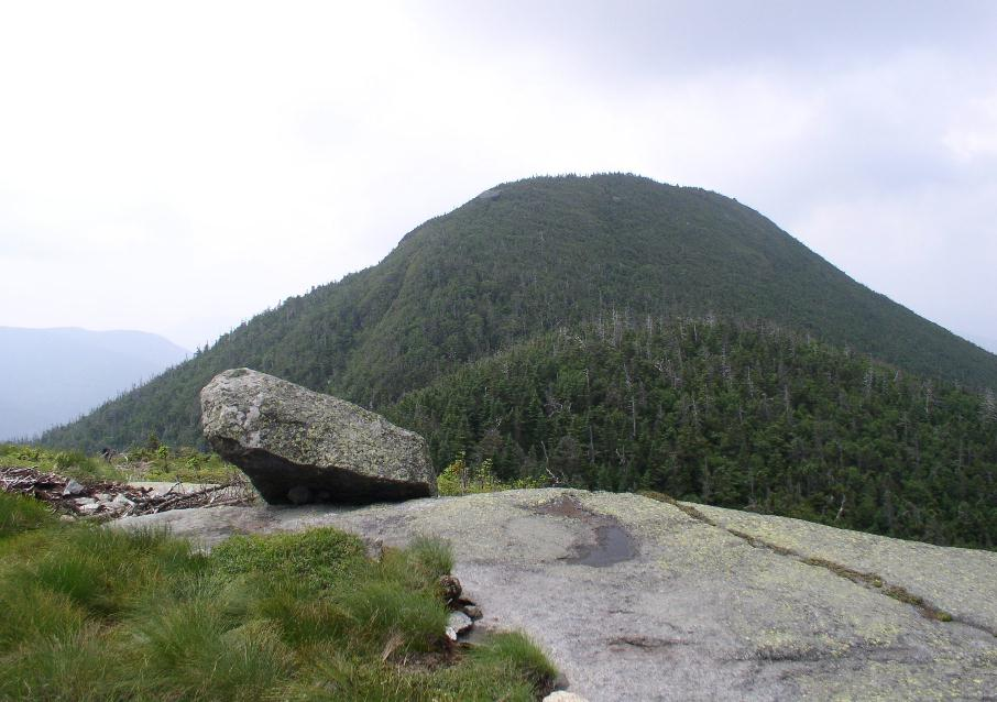 Main summit of Colden in rear