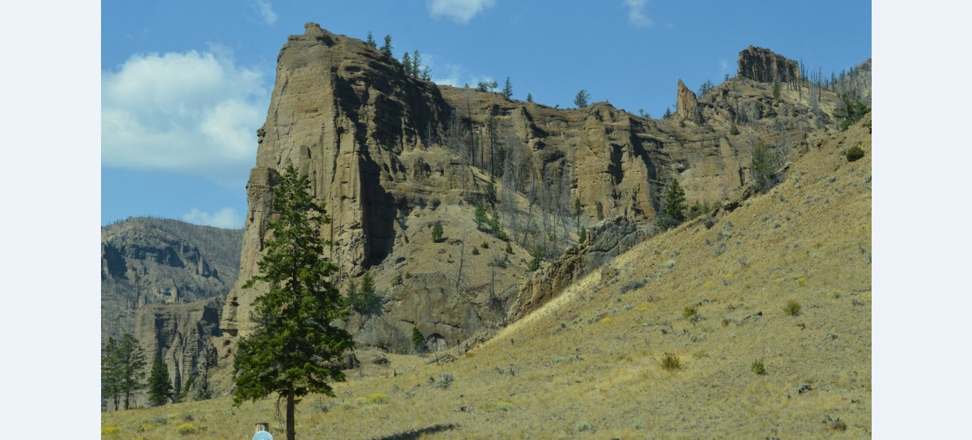 East Gate - Wyoming